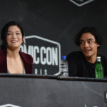 Isa Briones & Evan Evagora - Star Trek: Picard - Comic Con Paris 2019