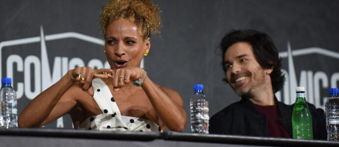 Michelle Hurd & Santiago Cabrera - Star Trek: Picard - Comic Con Paris 2019