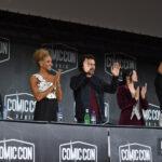 Sir Patrick Stewart, Michelle Hurd, Santiago Cabrera, Isa Briones & Evan Evagora - Star Trek: Picard - Comic Con Paris 2019