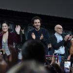 Sir Patrick Stewart, Michelle Hurd, Santiago Cabrera, Isa Briones - Star Trek: Picard - Comic Con Paris 2019