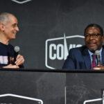 Wendell Pierce - Jack Ryan, The Wire - Comic Con Paris 2019