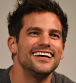 TV / Movie convention with Brant Daugherty