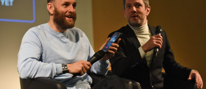 Q&A Steven Cree - The Land Con 3 - Outlander