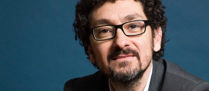 David Foenkinos, président de « Lire à Limoges 2019 »