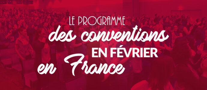 Les acteurs de films et séries TV à rencontrer en France en février