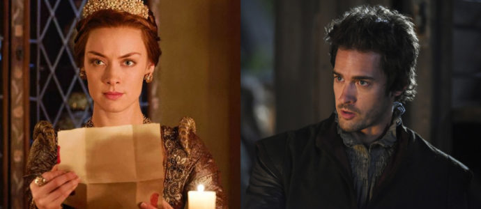 Reign : Rachel Skarsten et Will Kemp participeront à la convention de Dream It