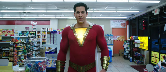 Warner Bros dévoile un nouveau teaser pour Shazam!