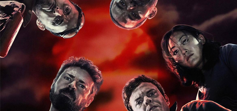 The Boys : une bande-annonce pour la série de super-héros d'Amazon Studios