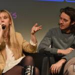 Panel Lauren Lyle & Cesar Domboy - Outlander - The Land Con 3