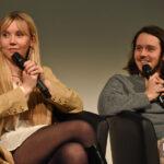 Panel Lauren Lyle & Cesar Domboy – Outlander – The Land Con 3