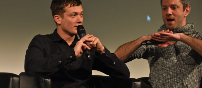 Q&A Ed Speleers - The Land Con 3 - Outlander