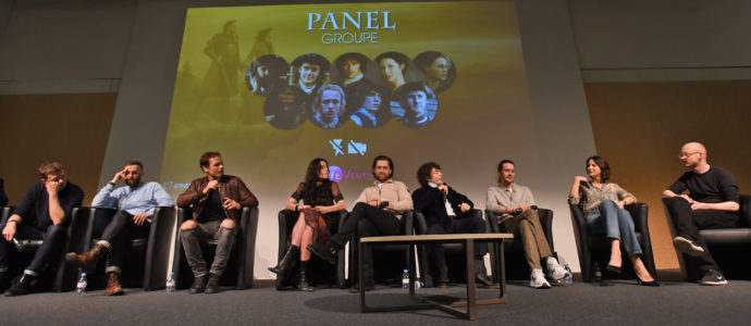 Panel de groupe - Samedi - The Land Con 3 - Outlander