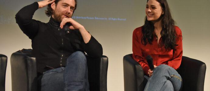 Panel Richard Rankin & Sophie Skelton - Outlander - The Land Con 3