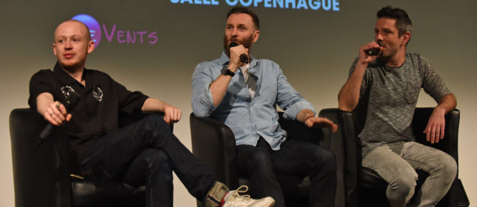 Q&A John Bell / Steven Cree - The Land Con 3 - Outlander