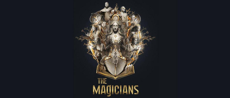 The Magicians obtient une saison 5 sur Syfy