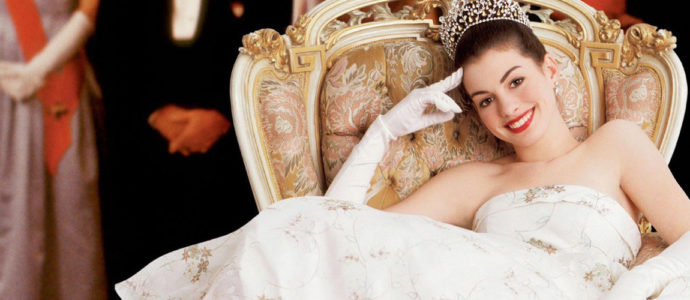 The Princess Diaries : Anne Hathaway confirms that a script exists for a third movie