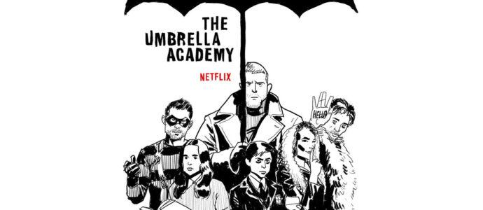 Umbrella Academy : Netflix dévoile la bande-annonce officielle