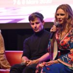 Emilie De Ravin, Giles Matthey & Keegan Connor Tracy – Once Upon A Time – Paris Manga & Sci-Fi