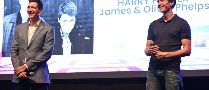 James & Oliver Phelps – Harry Potter – Paris Manga & Sci-Fi