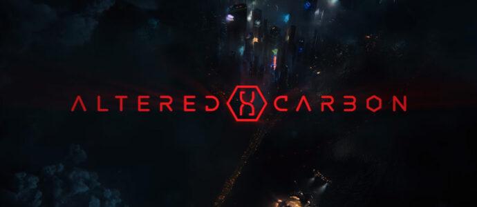 Altered Carbon : une vidéo pour présenter le casting de la saison 2