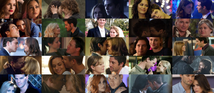 What is your favorite couple in a TV Series? You choose !