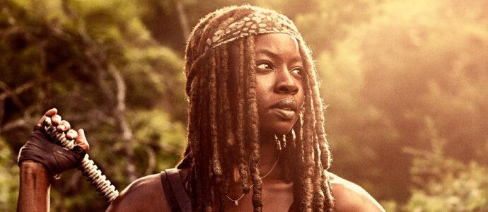 The Walking Dead : Danai Gurira devrait quitter la série durant la saison 10