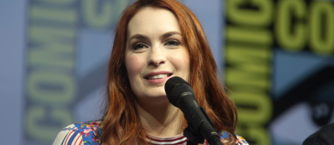 Supernatural : Felicia Day en France pour la convention DarkLight Con 3