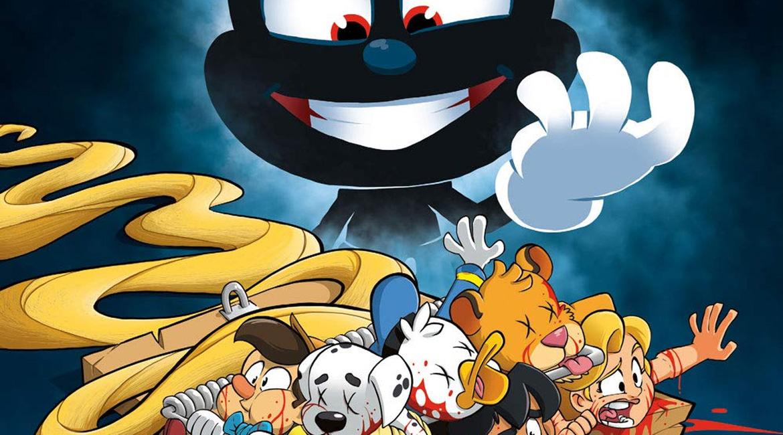 « Freaky Mouse » : la bande dessinée qui détourne les Disney