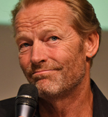 TV / Movie convention with Iain Glen