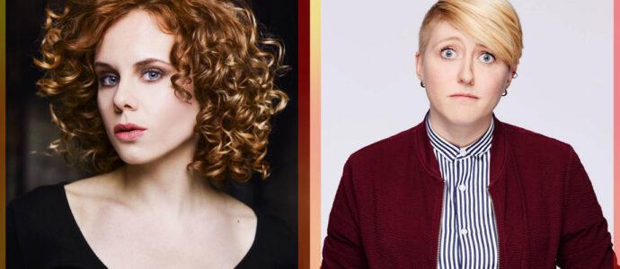 Annie Briggs et Kaitlyn Alexander participeront à la LoveCon'