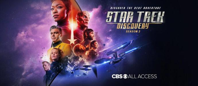Star Trek Discovery reviendra pour une troisième saison sur CBS All Access