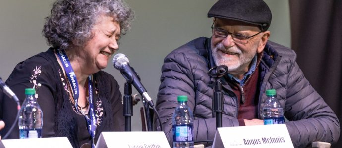 Pensacon 2020 - Angus MacInnes & Lynne Griffin - Photo : Josh Pohl