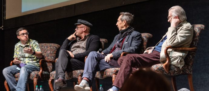 Pensacon 2020 - Bernard Hill, Billy Zane & Jonathan Hyde - Photo : Josh Pohl