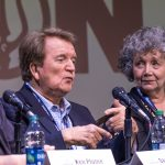 Pensacon 2020 - Dave Thomas & Lynne Griffin - Photo : Josh Pohl