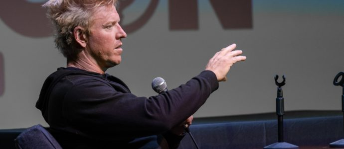 Pensacon 2020 - Jake Busey - Photo : Josh Pohl
