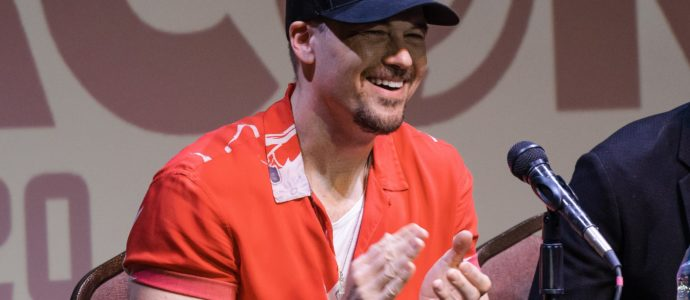 Pensacon 2020 - Nick Zano - Photo : Josh Pohl