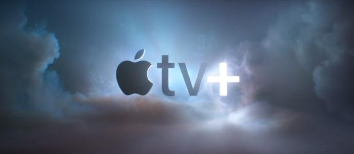 Apple dévoile son service de streaming baptisé AppleTV+