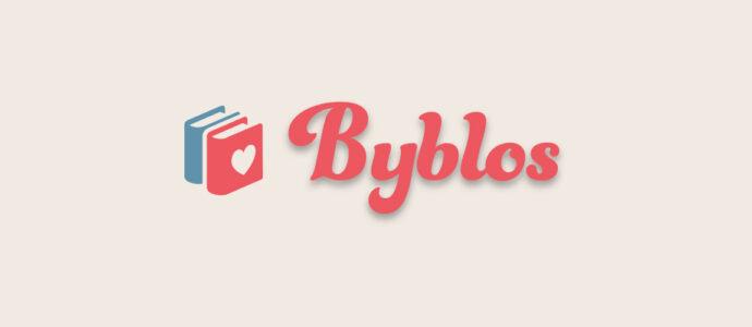 Byblos : l'appli des férus de lecture