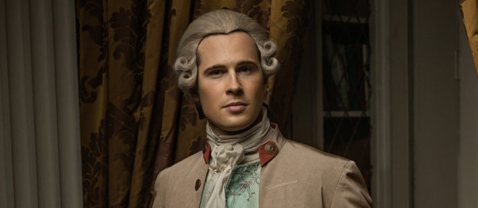 Outlander : David Berry participera lui aussi à la convention The Land Con 3