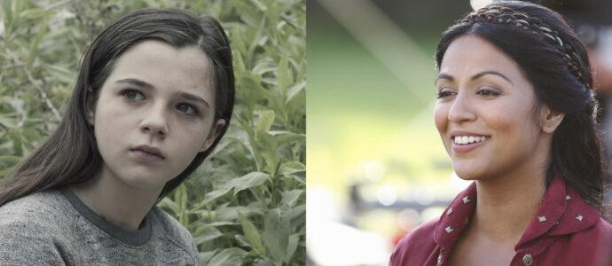 Fear The Walking Dead : Karen David et Alexa Nisenson seront régulières dans la saison 5