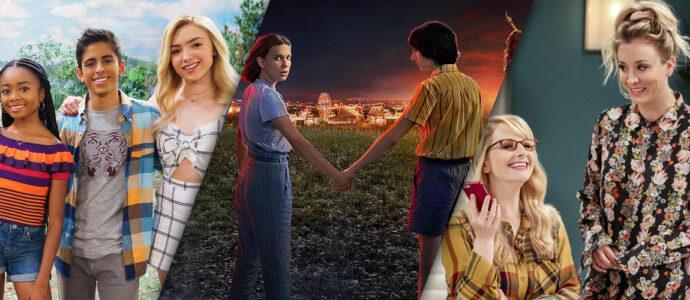 Kids' Choice Awards 2019 : découvrez les nominés dans les catégories séries