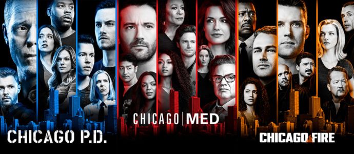 NBC renouvelle les séries de la franchise One Chicago