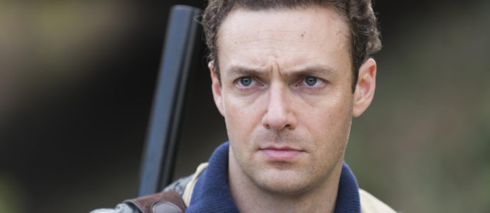 The Walking Dead : Ross Marquand premier invité du fanmeet Welcome to Alexandria