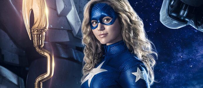 Stargirl : une première image de Brec Bassinger en costume