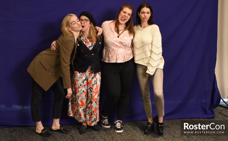 Adelaide Kane, Megan Follows & Rachel Skarsten - Reign - Long May She Reign