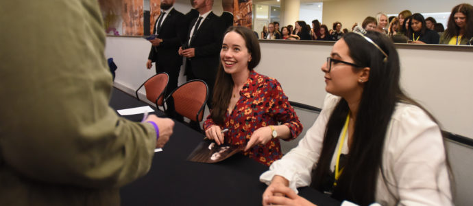 Anna Popplewell - Reign - Long May She Reign