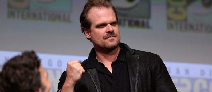 Black Widow : David Harbour (Stranger Things, Hellboy) s'ajoute au casting du film Marvel