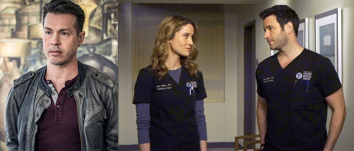 Chicago PD, Chicago Med : Jon Seda, Colin Donnell and Norma Kuhling are leaving