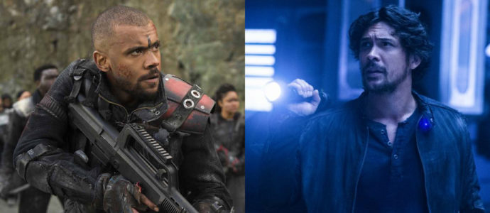 Space Walkers 5: Bob Morley and Jarod Joseph are the first guests of the The 100 Convention