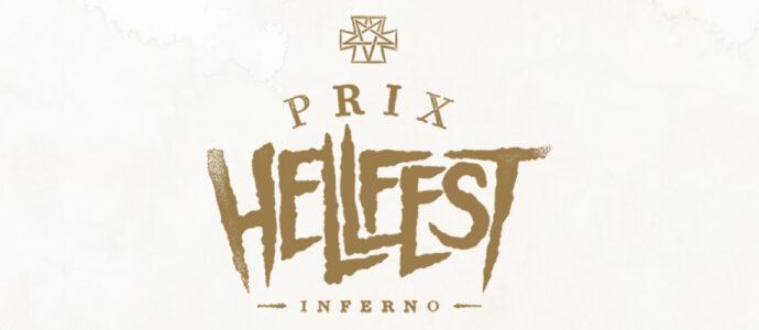 Le Prix Hellfest Inferno revient à Ed McDonald